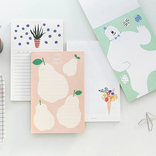 Блокнот 'Breezy Day Notepad'