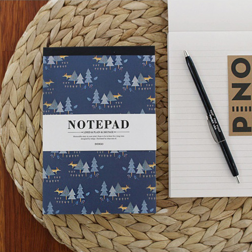 Блокнот 'Willow Classic Pattern Notepad Small'