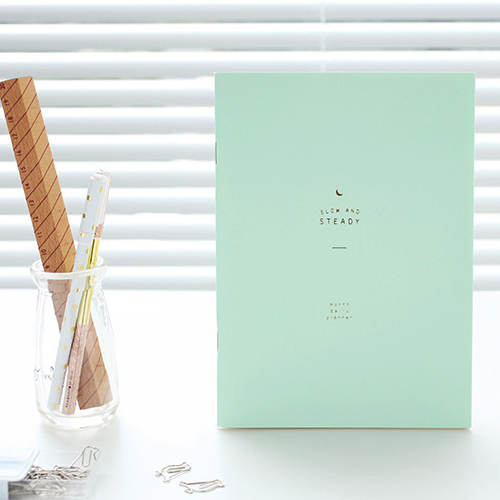 Планинги 'Slow and Steady - 1month planner'