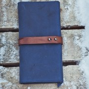 Кошелек 'GladFeel Folding Wallet (L)' - Navy