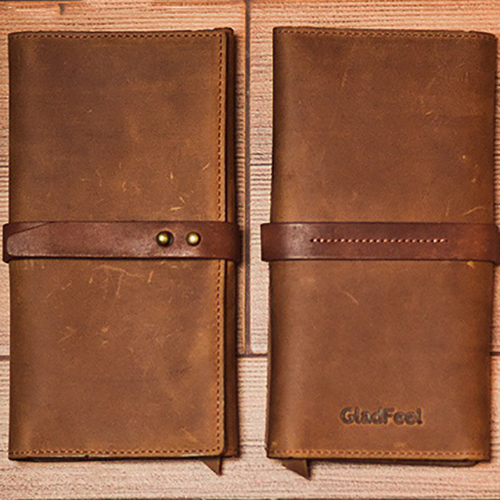 Кошелек 'GladFeel Folding Wallet (L)' - Brown