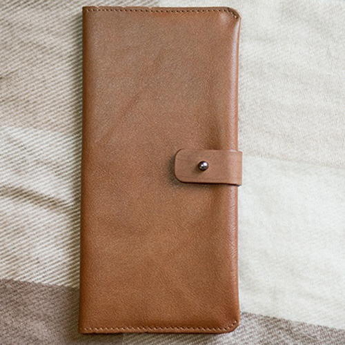 Кошелек 'GladFeel 2-sided Wallet' - Brown