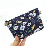 Косметичка 'Willow Story pattern Pouch' - Navy