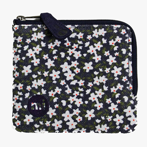 Кошелек 'Mi-Pac Coin Holder' - Ditsy Floral Navy