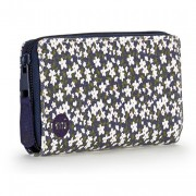 Кошелек 'Mi-Pac Zip Purse' - Ditsy Floral Navy