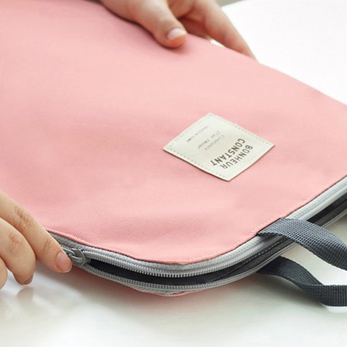 Папка 'Basic Pouch A4' - Pink