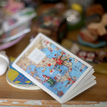 Планинг 'One Month Diary' - Italy