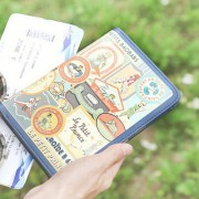 Холдер 'Vintage Galore Passport Wallet' - Litle Prince