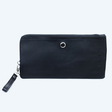 Портмоне 'Gladfeel Long Zipper Wallet' v.1 - Black