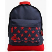 Рюкзак 'Mi-Pac Stars' - Navy/Red