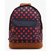 Рюкзак 'Mi-Pac All Polka' - Navy/Red