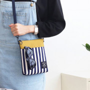 Сумка 'Tripping Cross Bag' - Navy Stripe