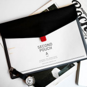 Папка 'Second Pouch A' - Black