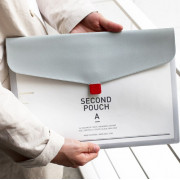 Папка 'Second Pouch A' - Gray