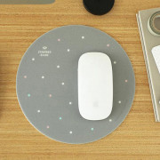 Коврик для мышки 'Standard Round Mouse Pad' - Gray Dot