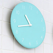Часы 'Color Pop Clock - Emerald
