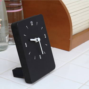 Часы 'Sandwich Clock Mini' - Black
