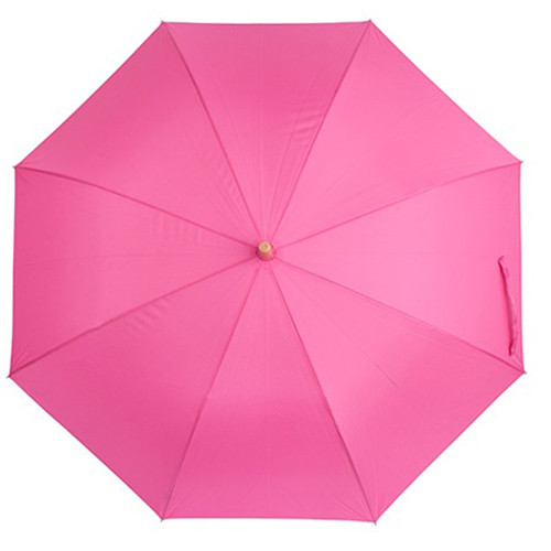 Зонт-трость 'Lifestudio Plain Umbrella' - Hot Pink
