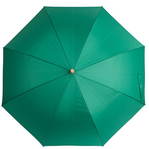 Зонт-трость 'Lifestudio Plain Umbrella' - Green