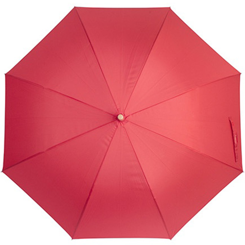 Зонт-трость 'Lifestudio Plain Umbrella' - Red