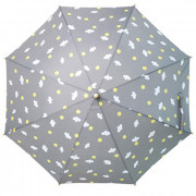 Зонт-трость 'Lifestudio Child Umbrella' - Moon Bird - Gray