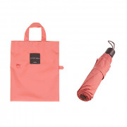 Зонт складной 'Lifestudio Solid Folding Umbrella' - Rose Pink