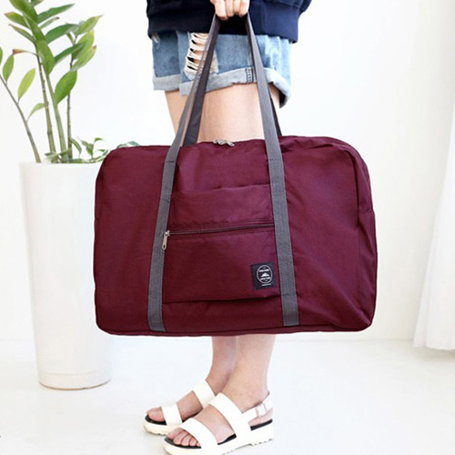 Сумка 'Folding Carry Bag' - Burgundy