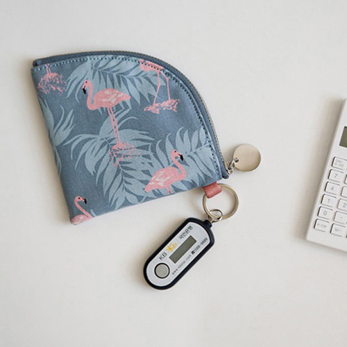 Косметичка 'Piece Pouch' - Flamingo