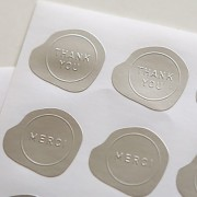 Стикеры 'Embossed Sticker'