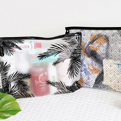Косметичка 'Clear Pouch Large'