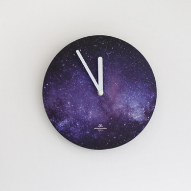 Часы 'Object Clock_Color' - Universe