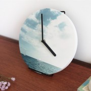 Часы 'Object Clock_Color' - Sea