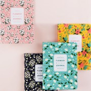 Планировщик 'Premium Flowery Weekly Journal S'