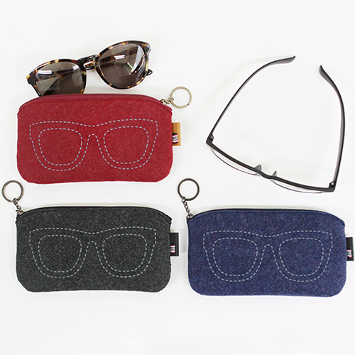 Чехол 'The Basic Felt Ver.3 Glasses Pouch'