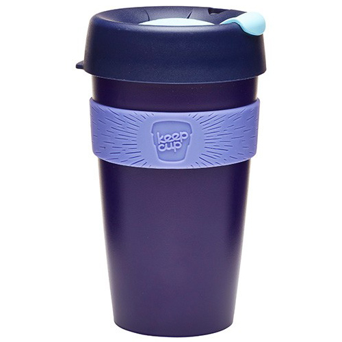 Чашка KeepCup Large 'Tasting Notes' - Blueberry