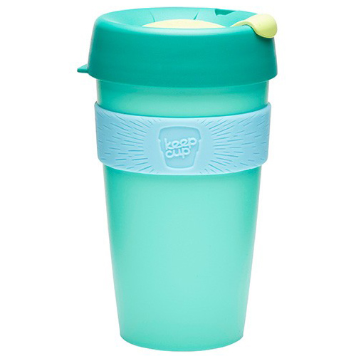 Чашка KeepCup Large 'Tasting Notes' - Cucumber