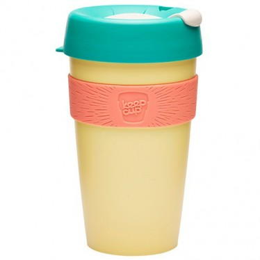 Чашка KeepCup Large 'Tasting Notes' - Custard Apple