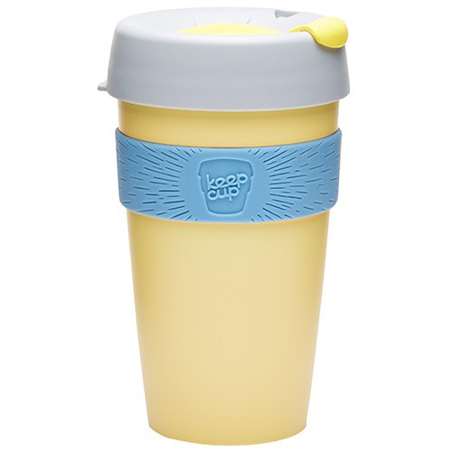 Чашка KeepCup Large 'Tasting Notes' - Lemon