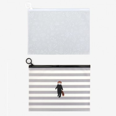 Косметичка 'Clear Pouch L'