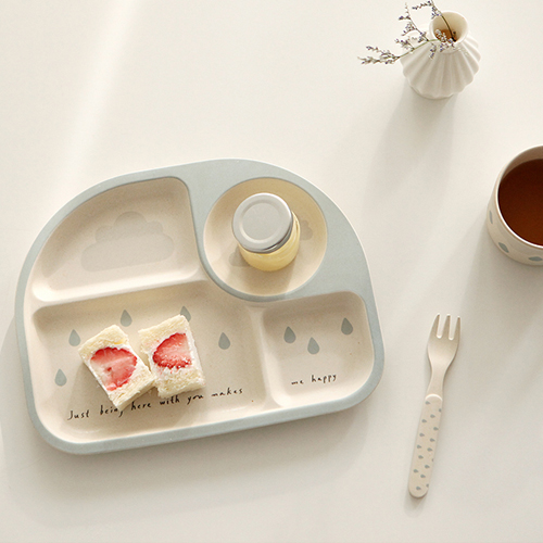 Набор посуды ' Bamboo Kids Dinner Set'