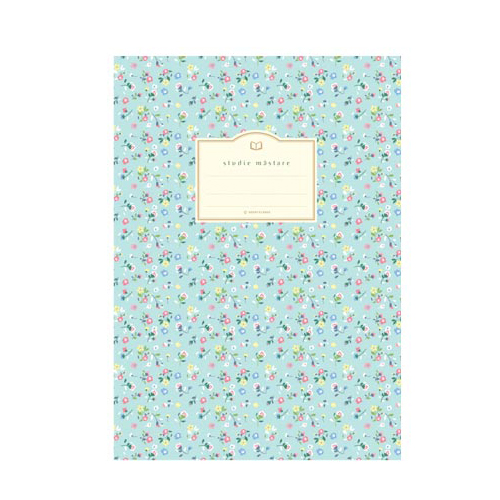Тетрадь 'Study Master Notebook - Pattern'