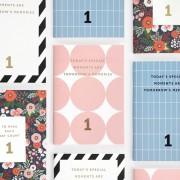 Планировщик 'Becoming Planner 1 Month'