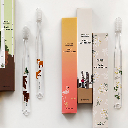Зубная щетка 'Daily Toothbrush'