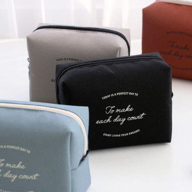Косметичка 'Plain Make Up Pouch M'