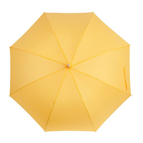 Зонт-трость 'Lifestudio Plain Umbrella' - Yellow