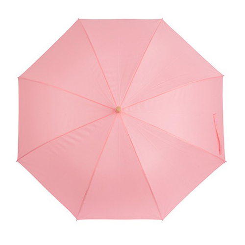 Зонт-трость 'Lifestudio Plain Umbrella' - Pink
