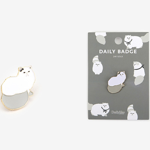 Значок 'Daily Badge 11-20'