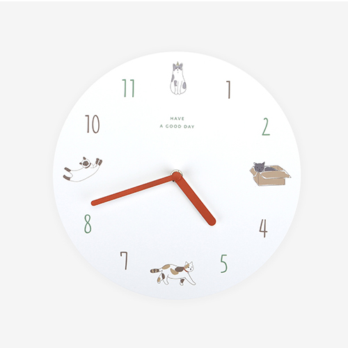 Часы 'Daily Sandwich Clock'