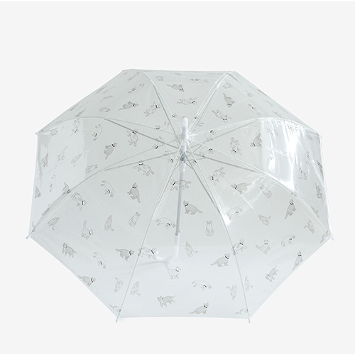 Зонт 'Clear Long Umbrella'