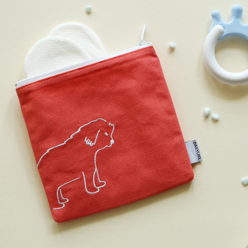 Косметичка 'Embroidery Pouch'